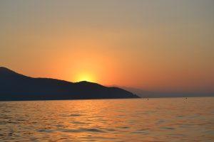 Thassos, insula de smarald