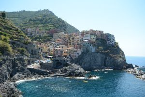 Cele cinci taramuri de poveste. Cinque Terre