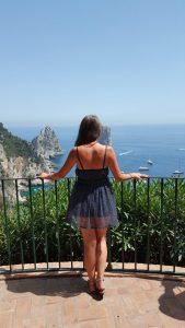 Insula Capri. Perla Marii Tireniene
