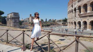Bagajul meu pentru Roma
