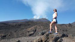 Cel mai inalt vulcan activ din Europa, Etna