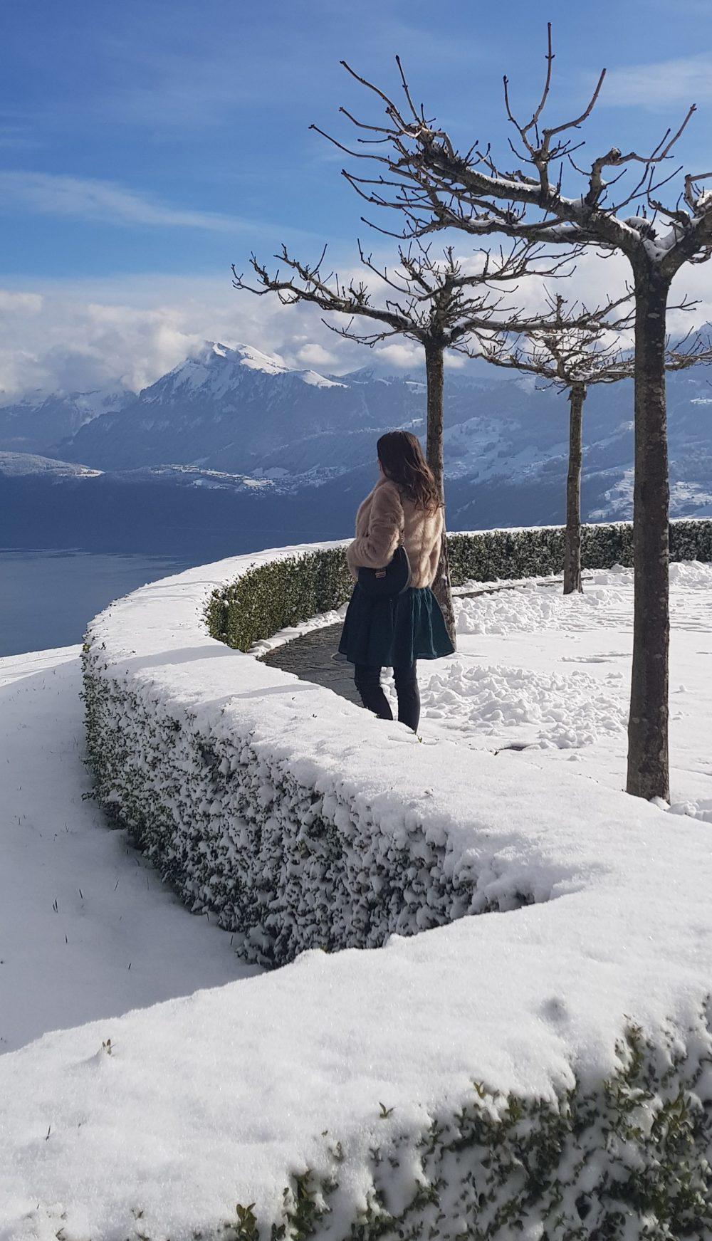 Hotel Villa Honegg en ce qui concerne hotel villa honegg, switzerland | alexandra cristian