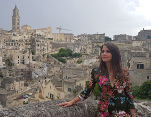 Matera, orasul subteran din Italia