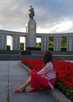 Doua zile in capitala Germaniei, Berlin