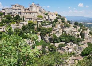Cele mai frumoase sate din Provence