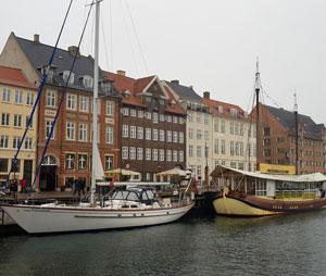 Obiective turistice in Copenhaga, Danemarca