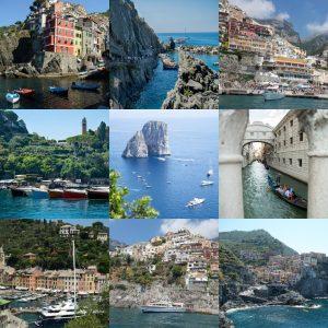 10 zile prin Italia. Itinerariu. Buget. Ponturi