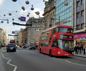 Transportul in Londra