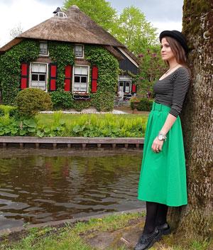 Giethoorn, cel mai frumos sat din Olanda