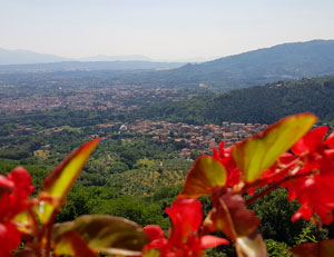 Montecatini Terme, faimoasa statiune toscana