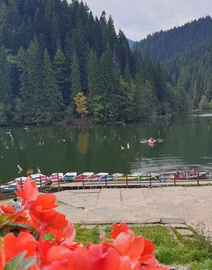 Lacul Rosu si Cheile Bicazului
