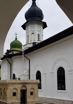 In vizita la Manastirea Agapia din Neamt