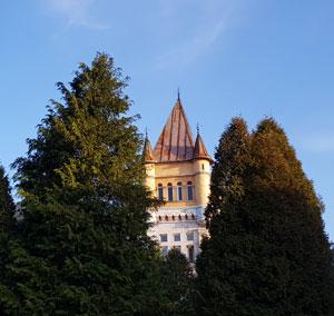 Castelul Kendeffy din Santamaria Orlea