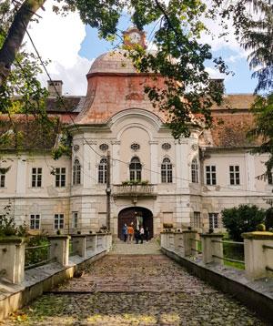Castelul Teleki din Gornesti